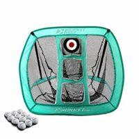 Rukket Pop Up Golf Chipping Net | Outdoor/Indoor Golfing Target