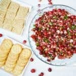 Cranberry Jalapeno Dip – The Perfect Holiday Appetizer!