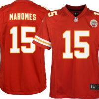 Nike® Kansas City Chiefs Patrick Mahomes #15 Home Game Jersey