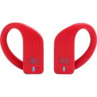 JBL - Endurance Peak True Wireless In-Ear Headphones - Red