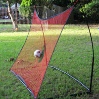 QuickPlay Spot Elite 3in1 Portable Soccer Goal, Soccer Rebounder and Free Kick Wall
