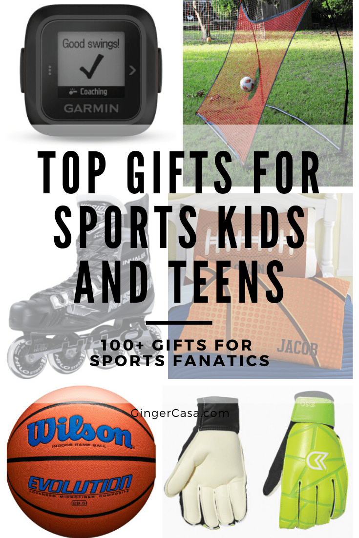 top gifts for sports kids and teens