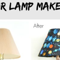 Floor Lamp Makeover