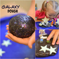Galaxy Dough Recipe