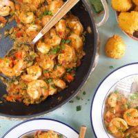 Easy Shrimp Etouffee Recipe