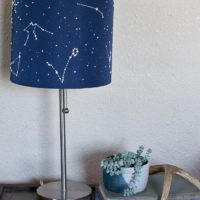 DIY Constellation Lamp -