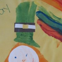 St. Patrick's Day Crafts of Old