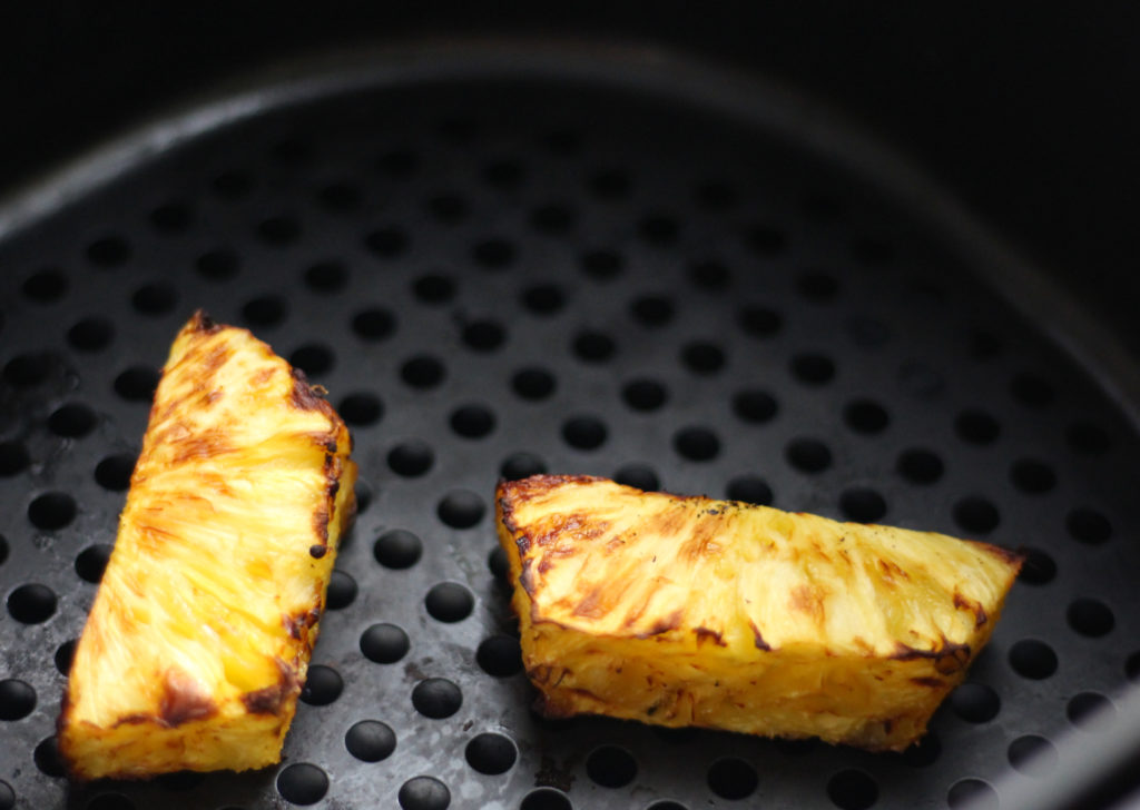 how to make pineapple in the air fryer