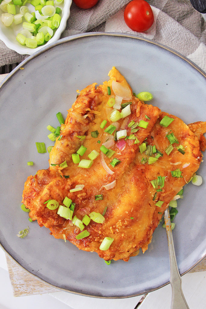 air fryer chicken enchiladas