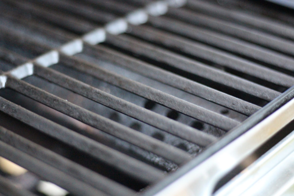 clean grill grate