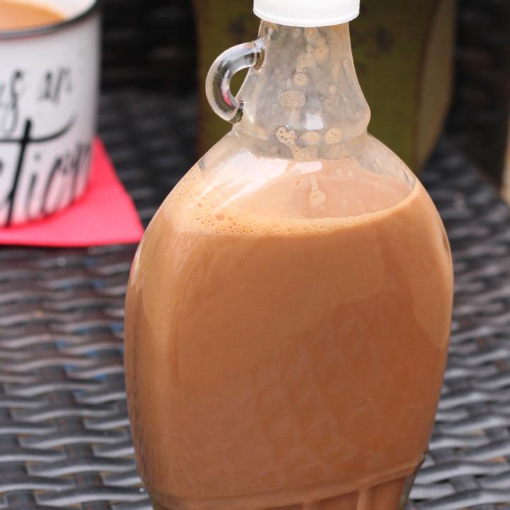 Dairy Free Coffee Creamer