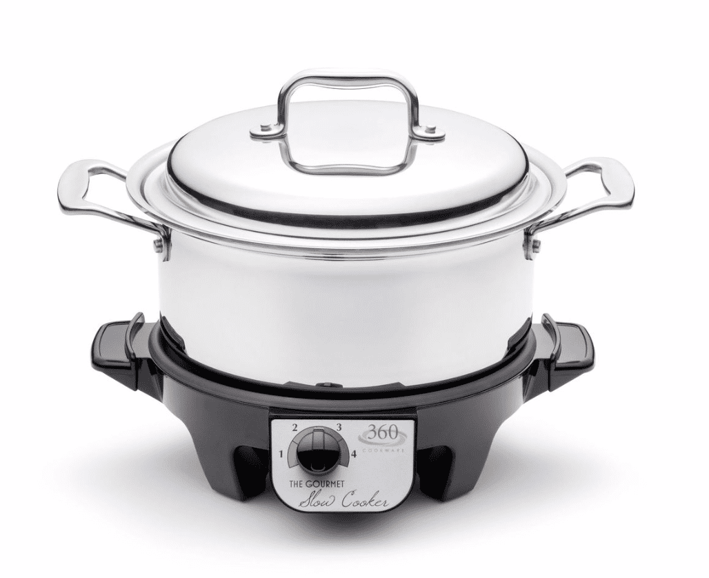 360 Cookware Stainless Steel Slow Cooker